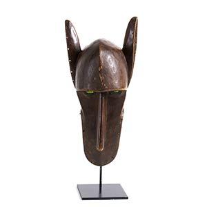 MASCHERA BAMBARA, 'SURUKU'Mali 45 cm ...