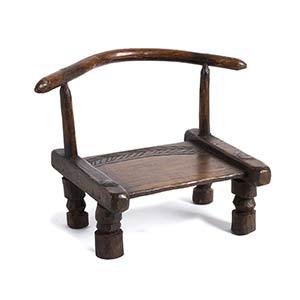 SEGGIOLINA DANCosta d'Avorio30 x 31 cm In ...