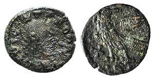 Ostrogoths, Theoderic (493-526). Æ 40 Nummi ...