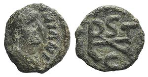 Ostrogoths, Athalaric (526-534). Æ Nummus ...
