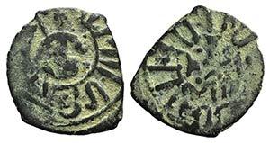 Cilician Armenia, Hetoum II (1289-1305). Æ ...