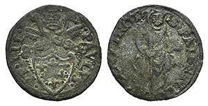 Italy, Fano. Paolo III (1534-1549). BI ...