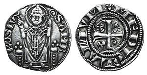 Italy, Milano. Prima Repubblica, 1250-1310. ...