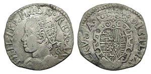 Italy, Napoli, Filippo III (1598-1621). AR ...