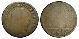 Italy, Napoli. Ferdinando IV di Borbone ...