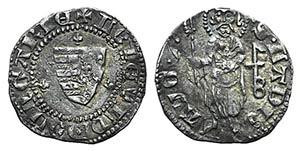 Hungary, Louis I of Anjou (1342-1382). AR ...