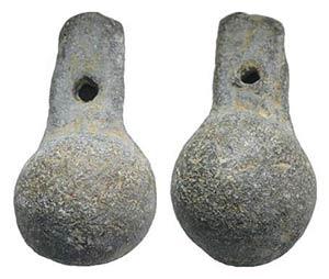 Roman Bronze Weight, c. 1st-3rd century AD ...