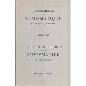 AA. VV. - Revue belge du numismatiques et de ...