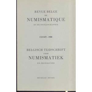 AA. VV. - Revue belge de numismatique et de ...