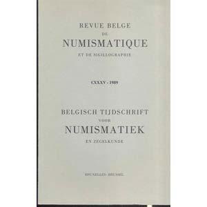 AA. VV. Revue belge de numismatique et de ...