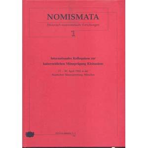 AA.VV. -  NOMISMATA 1.  Internationales ...