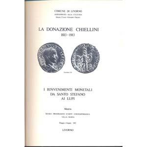 AA.VV. - La donazione Chiellini 1883 - 1893. ...