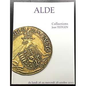 Alde. Collections Jean Teitgen. 26-27-28 ...