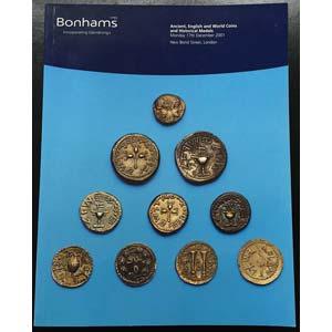 Bonhams Ancient English and World Coins and ...