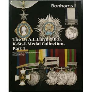 Bonhams The Dr. A.L.Lloyd O.B.E.K. St. ...