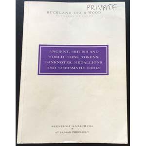 Buckland Dix & wood. Auction No. 4. Auction ...