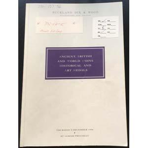 Buckland Dix & wood. Auction No. 9. Auction ...
