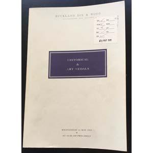 Buckland Dix & wood. Auction No.13. Auction ...