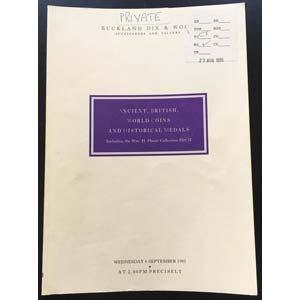 Buckland Dix & wood. Auction No. 15. Auction ...