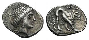 Gaul, Massalia, c. 200-150 BC. AR Drachm ...