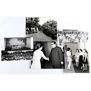 Fotografie e documenti dall'archivio di ...
