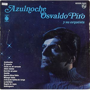 Osvaldo Piro y su orquesta,AzulnocheLong ...