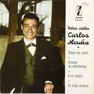 Tre dischi con dedica:a) Agustín ...