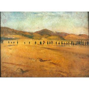 ARTURO DAZZICarrara 1881 - 1966Desert ...