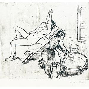 SUZANNE VALADONBessines-sur-Gartempe 1865 - ...