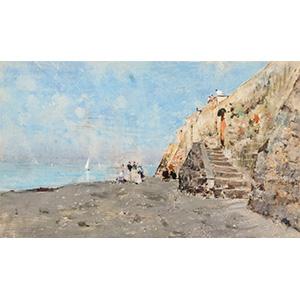 GIUSEPPE CASCIAROOrtelle 1863 - Naples ...