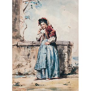 SCIPIONE VANNUTELLIGenazzano (Rome) 1834 - ...