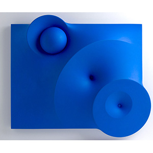 HECTOR RIGELRome 1957Blue surface n.48, ...