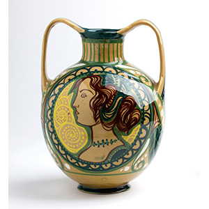 LANNI - ROMA20's Amphora with vegetable ...