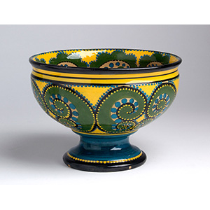 MAIORA - ROMABowl decorated with stylized ...