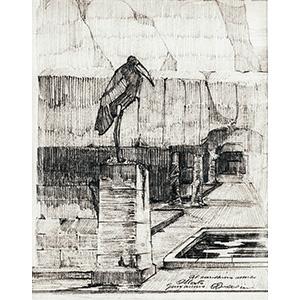 ALFREDO BIAGINIRome, 1886 - 1952Project for ...
