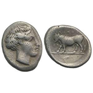 Southern Campania, Neapolis, c. 450-420 BC. ...