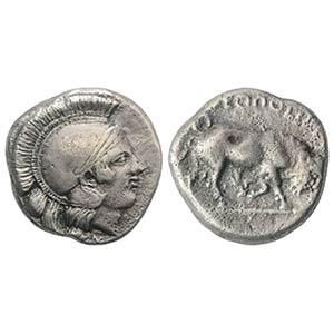 Southern Campania, Neapolis, c. 420-400 BC. ...