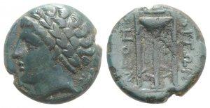 Southern Campania, Neapolis, c. 300-275 BC. ...