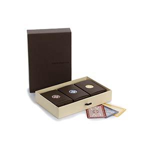LOUIS VUITTON CARD DECKS2000sA boxed set of ...