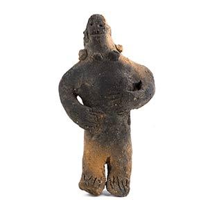 Italic Funerary Idol10th - 9th century BC; ...