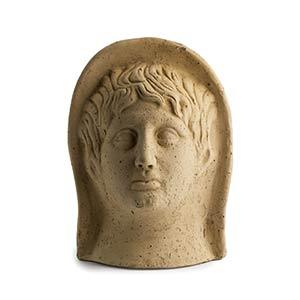 Roman Terracotta Votive Male Head3rd - 2nd ...