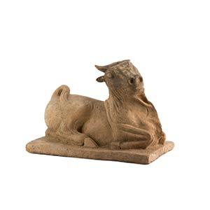 Roman Terracotta Votive Bull3rd - 2nd ...