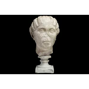 Roman Marble Portrait of a Young Woman1st - ...