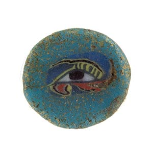 Egyptian Wedjat Eye mosaic glass ...