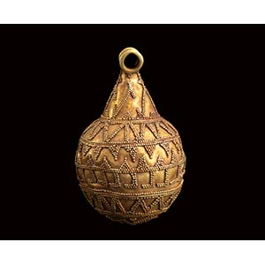 Etruscan Gold Bulla PendantEnd of 7th ...