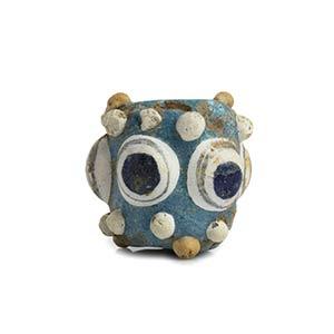 Carthaginian polychrome glass Stratified Eye ...
