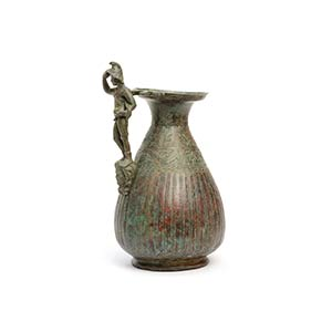 Roman Bronze Olpe2nd - 3rd century AD; ...