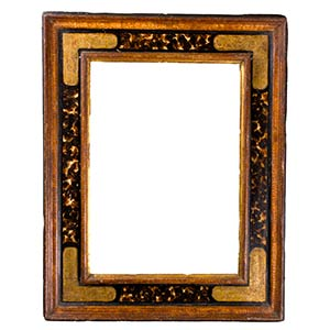 FRAME, MARCHE, END OF 16th CENTURY ...