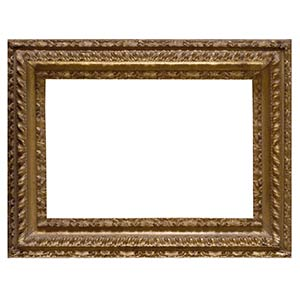 FRAME, ROME, SECOND HALF OF 18th ...