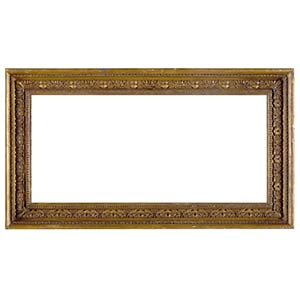 ENGLISH FRAME, LATE 18th CENTURY - EARLY ...